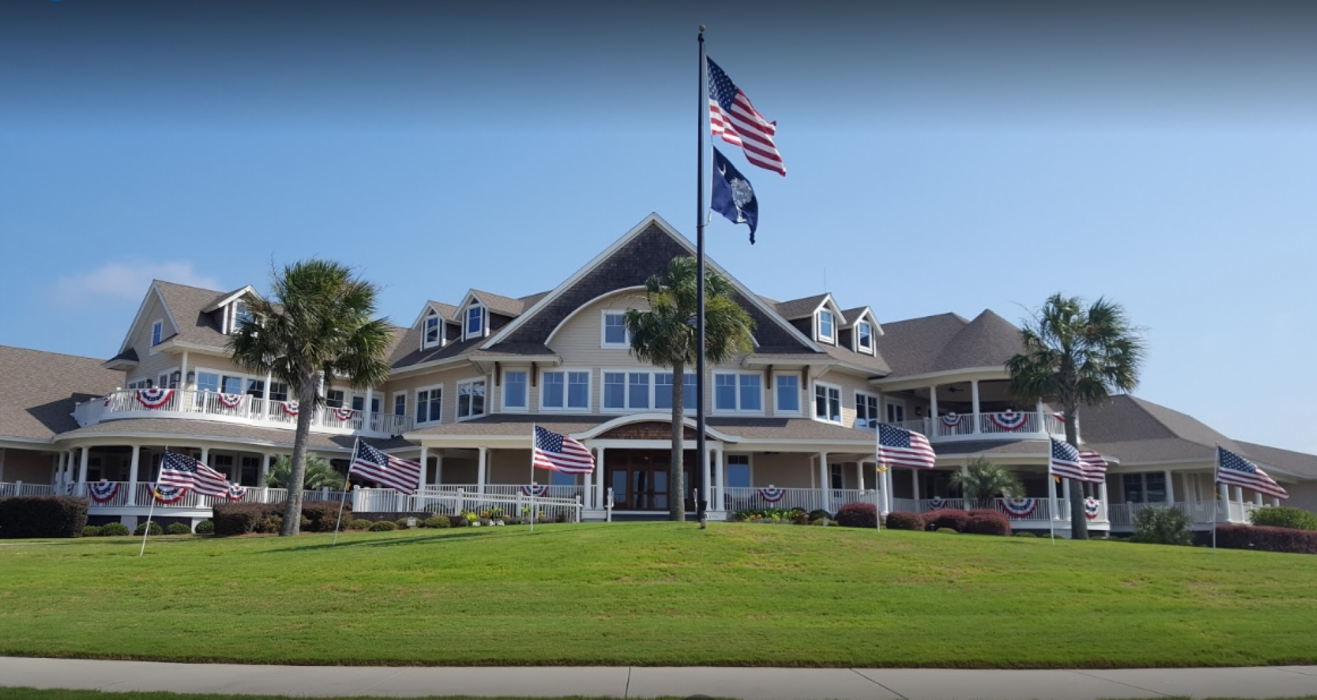 SEABROOK ISLAND CLUB